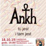 Koncert zespołu Anhk