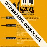 Zaduszki Jazzowe 2020 - wydarzenie odwołane