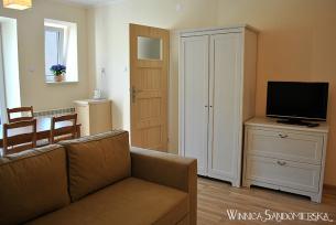 """Apartament """"Winnica Sandomierska"""""""