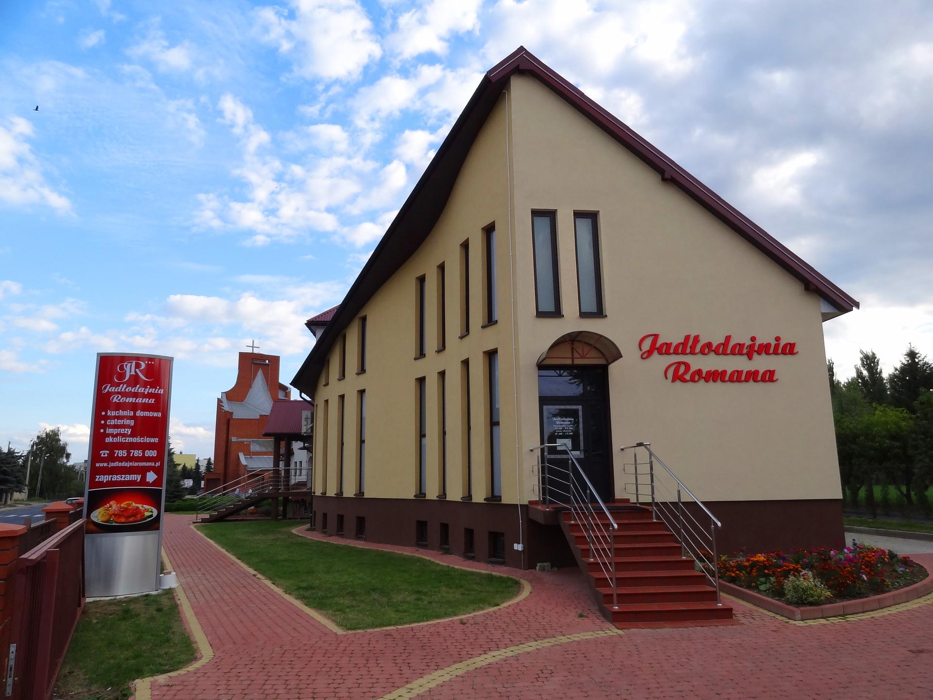 Jadłodajnia Romana Gdzie Zjeść Sandomierz Travel
