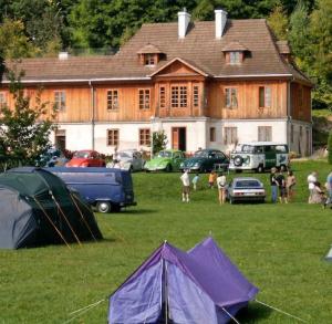 """Camping """"Browarny"""""""