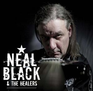 Koncert Neal Black & The Healers
