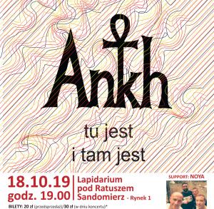 Koncert zespołu Ankh