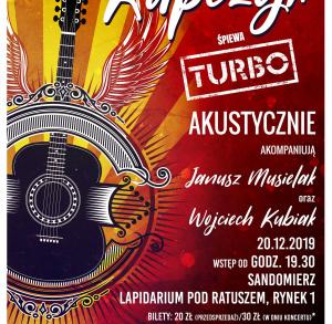 Grzegorz Kupczyk TURBO AKUSTYCZNIE