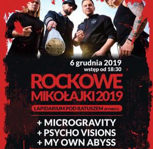Rockowe Mikołajki 2019
