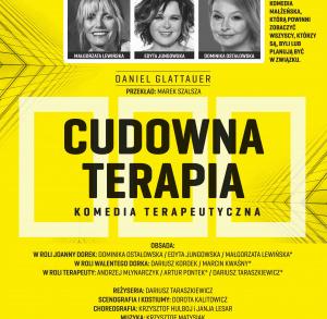 """CUDOWNA TERAPIA"" Komedia Terapeutyczna"