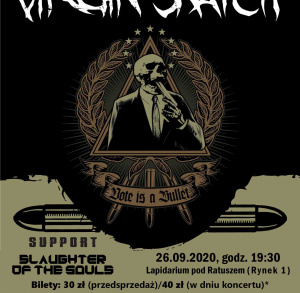 Koncert Virgin Snatch&Slaughter of The Souls