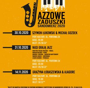 """""""Zaduszki Jazzowe 2020"""""""