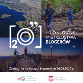 Turystyczne Mistrzostwa Blogerów - głosujemy na Świętokrzyskie!