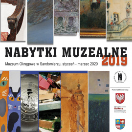 """""""Nabytki muzealne 2020"""" - nowa wystawa w Muzeum Okręgowym"""