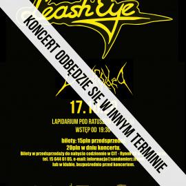 Koncert Leash Eye & Blindfolded - przeniesiony na inny termin