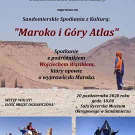 Spotkanie podróżnicze o Maroko i Górach Atlas - relacja