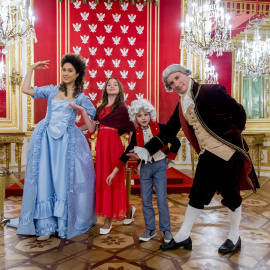 Ferie po królewsku online w Rezydencjach Królewskich