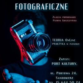 Nabór na warsztaty fotograficzne